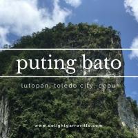 [CEBU] Puting Bato: Lutopan's Monolith 