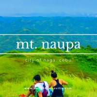 [CEBU] Mt. Naupa: A Beautiful Start for Starters