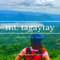 [CEBU, VISAYAS] Toledo City Peaks: Mt. Tagaytay & Udlom Peak: The Fascinating Toledo ​
