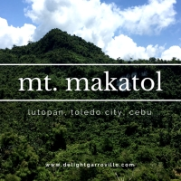 Mt. Makatol: Living on its name