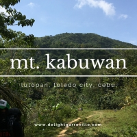 Mt. Kabuwan: A Perfect Place to Kick-off the Easter Week