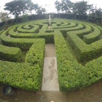 [TOLEDO CITY, CEBU] The Labyrinth at Capilla Santa Ana ​