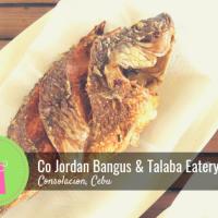 [CEBU EATS] CoJordan Bangus & Talaba Eatery