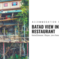 [IFUGAO] Batad View Inn & Restaurant: A humble abode in the middle of the rice fields