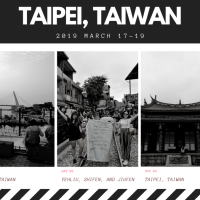 Taipei & New Taipei, Taiwan: Itinerary & Expenses