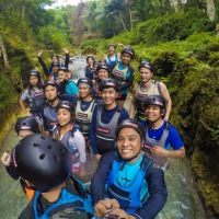 [ALEGRIA, CEBU] My first and might be the last Canyoneering in Alegria with colleagues