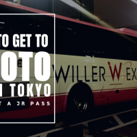 How to Get to Kyoto from Tokyo without a JR Pass