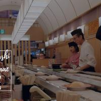 Genrokuzushi Sennichimae: A Budget Conveyor Belt Sushi