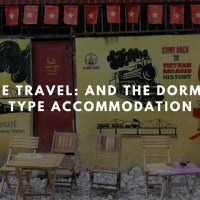Female Travel: and the Dormitory Type Accommodation