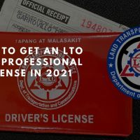 How to Get an LTO Non-Professional License in 2021
